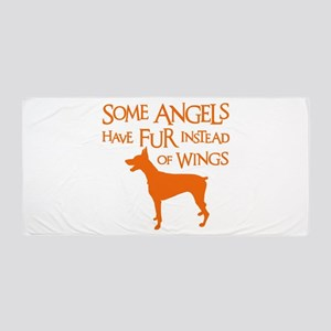 DOBIE ANGEL Beach Towel